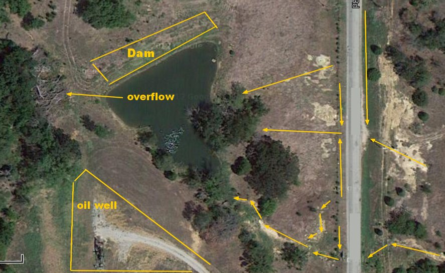 1 acre hobby farm layout related keywords 1 acre hobby for 1 acre pond design
